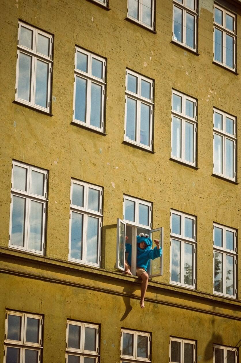 Jun, 2011: Copenhagen Distortion på Nørrebro. En god anledning til at hænge ud.
