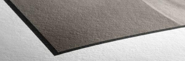 Sort/hvid foto print