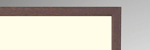 12mm smal træramme
